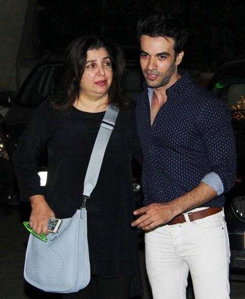 Farah Khan and Punit Malhotra