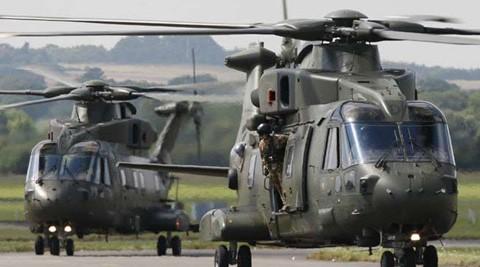 Chopper indian army