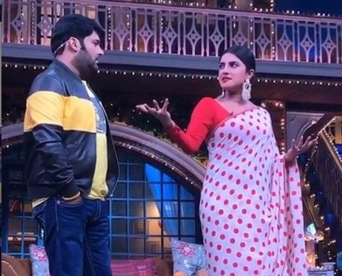 Priyanka Chopra on Kapil Sharma Show