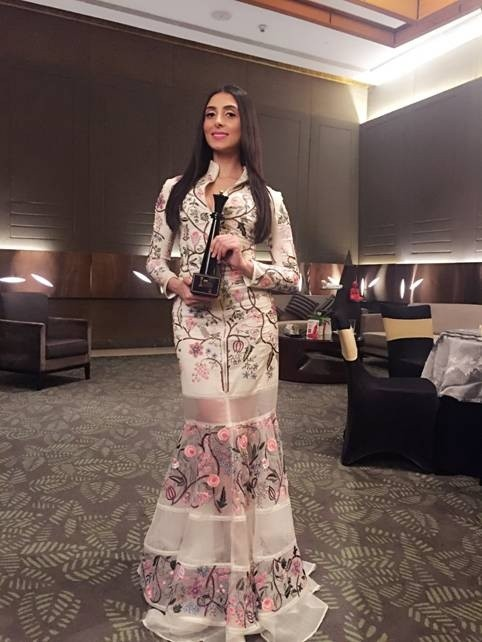 Pernia Qureshi,Femina Power List North 2015 award,Femina Power List,Amazon Fashion Week,Amazon Fashion Week 2015,actress Pernia Qureshi