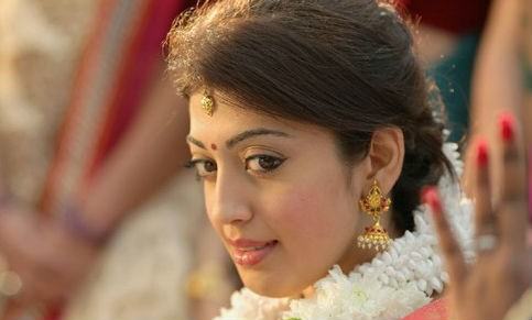 Actress Pranitha Subhash stills from Rakshasudu Movie