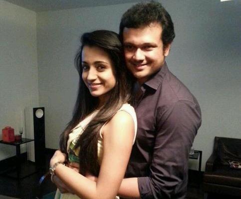 Trisha Krishnan Gets Enagaged to Varun Manian
