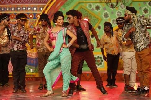 Puneeth Rajkumar, Ambareesh, Radhika Pandit's Doddmane Hudga movie