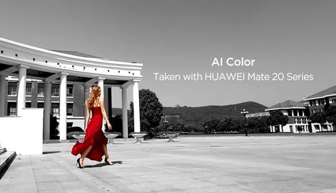 Huawei is bringing AI Cinema effect to Mate series