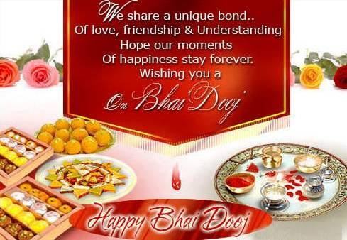 When is bhai dooj in 2017 history significance and best messages happy bhai dooj 2017 m4hsunfo