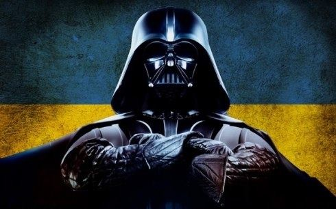 """Darth Vader"" runs for Ukrainian parliament"
