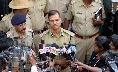 Alok Kumar IPS