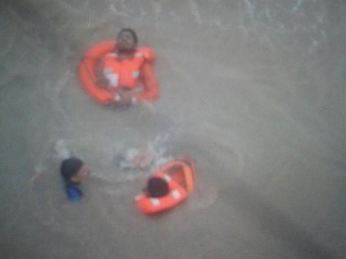 Indian Navy rescue op