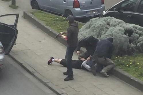 Brussels arrest