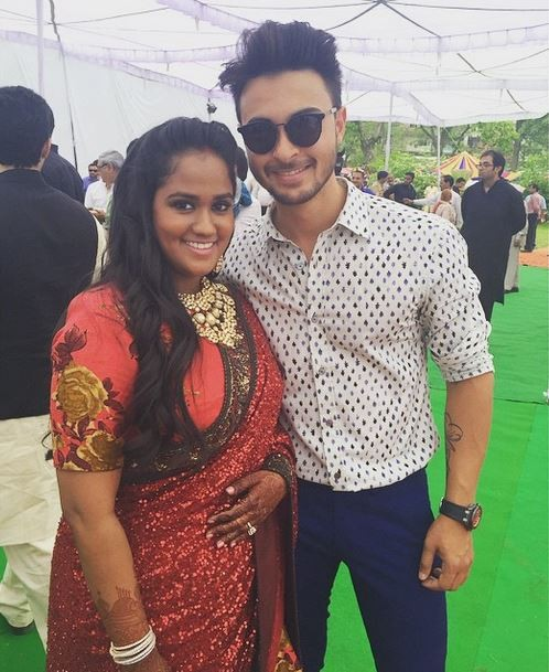 Arpita Khan Sharma's wedding reception in Mandi