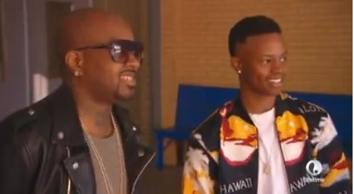 Jermaine with Silento