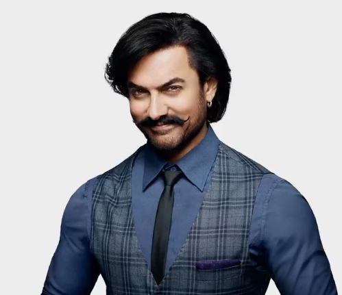 Aamir Khan Vivo
