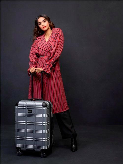 Sonam K Ahuja,Sonam Kapoor,Traworld,Traworld brand ambassador,Traworld premium luggage brand,Sonam K Ahuja pics,Sonam K Ahuja images,Sonam K Ahuja stills,Sonam K Ahuja pictures,Sonam K Ahuja photos
