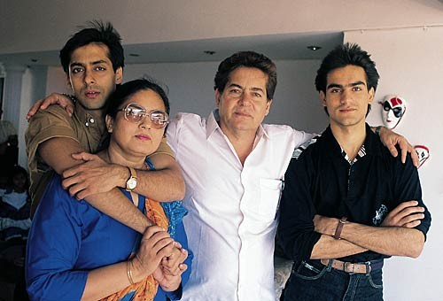 Salman Khan Rare and Unseen Family Pictures