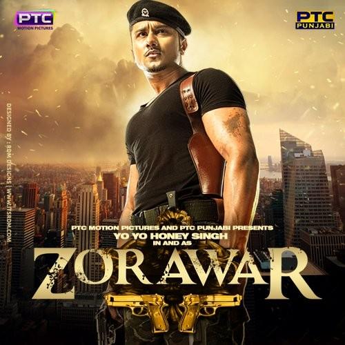 Honey Singh,Zorawar first look poster,Zorawar first look,Zorawar poster,Zorawar,bollywood movie Zorawar,Gurbani Judge,Parul Gulati,Pawan Malhotra