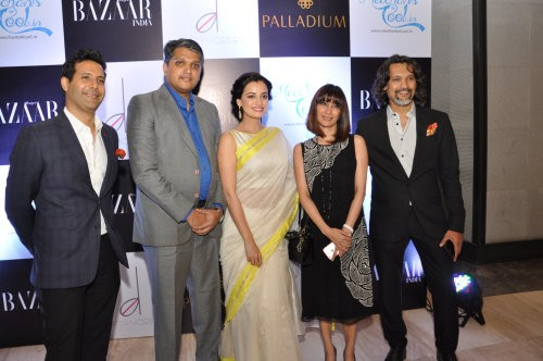 Dia Mirza,actress Dia Mirza,Art out of the Gallery,Aditya Thackeray,Jatin Kampani