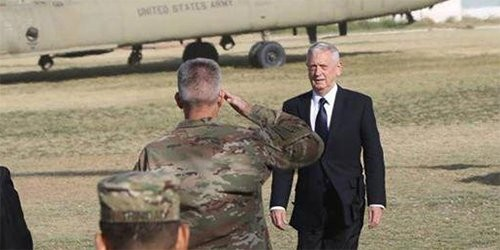 US Defense Secretary James Mattis,James Mattis,US Defense Secretary,James Mattis in Kabul,James Mattis visits Kabul