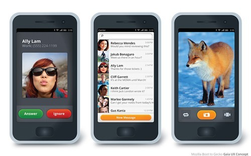 Mozilla Smartphones