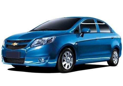 Chevrolet Sail Sedan Hits Indian Road; Price Starting at  ₹ 4.99 lakh