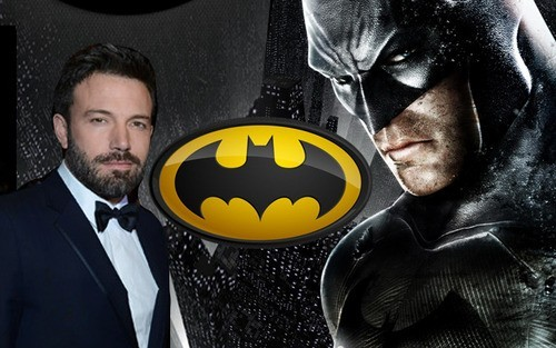 Ben Affleck as Batman v/s Henry Cavill as Superman