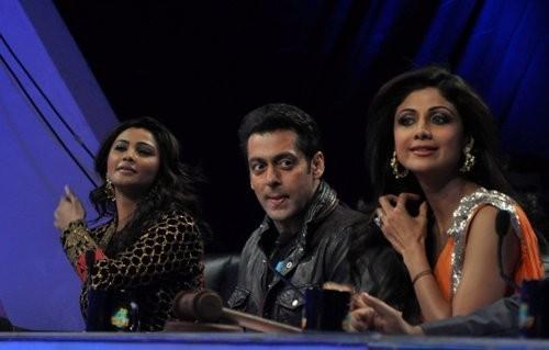 Salman Khan judge on Nach Baliye