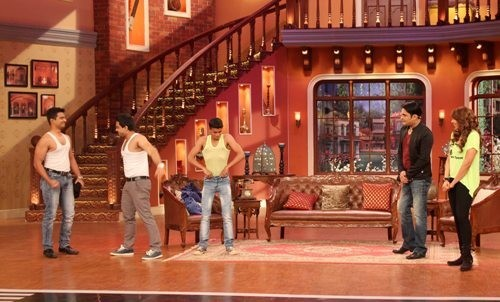 Bipasha Basu on Comedy Nights with Kapil
