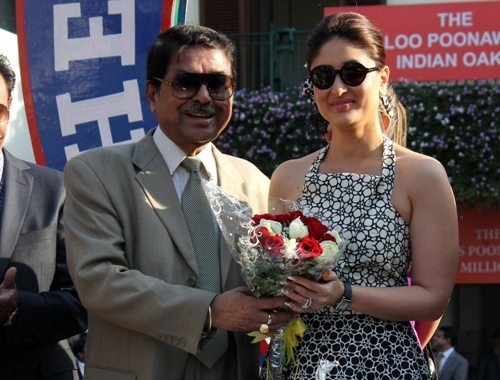 Kareena Kapoor at Mid Day trophy race event