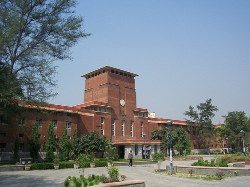 Delhi University (DU) North Campus