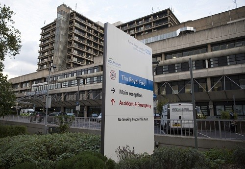 Royal Free Hospital, UK
