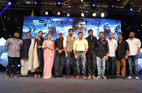 'Baahubali' Trailer Eelease Event