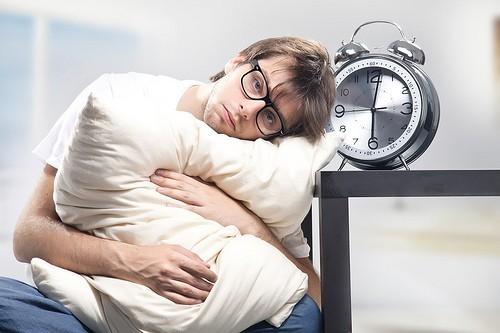 Poor sleep, depression