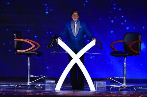 Amitabh Bachchan's 'KBC 8' launches in Surat
