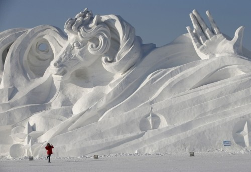 Harbin Ice and Snow Sculpture Festival