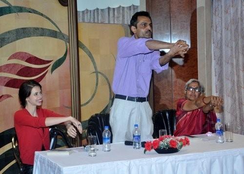 kalki Koechlin at Arjun Shekhar's Book launch