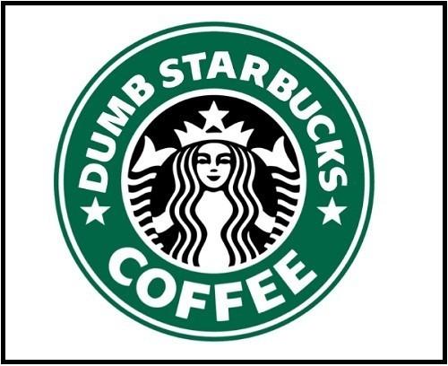 Dumb Starbuck in Los Feliz,Los Angeles/Twitter