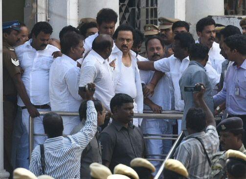 Stalin,DMK,MK Stalin,Stalin shirt,Tamil Nadu assembly