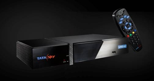 Tata Sky launches 4K Set Top Box in India