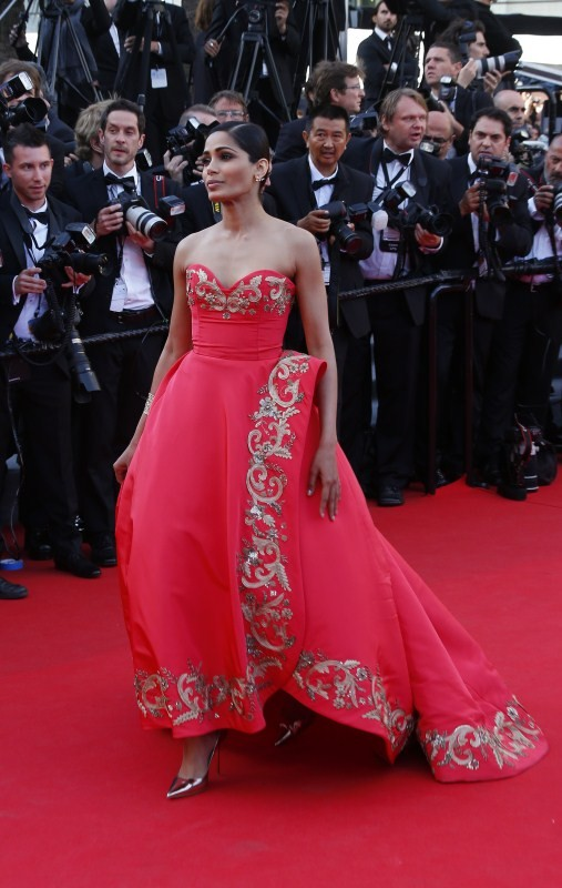 Freida Pinto,Freida Pinto at Cannes Film Festival,Freida Pinto at 67th Cannes Film Festival,actress Freida Pinto,actress Freida Pinto at 67th Cannes Film Festival,68th Cannes Film Festival,Cannes Film Festival,68th Cannes Film Festival 2015,Cannes Film Fe