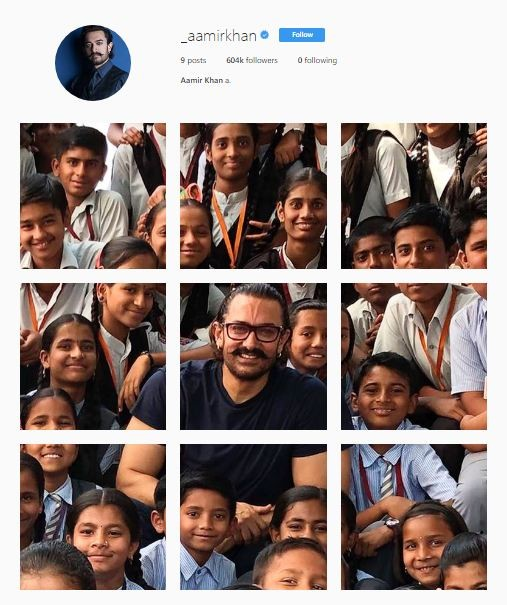 Aamir Khan,Aamir Khan Instagram,Aamir Khan Instagram pics,Aamir Khan Instagram post,Aamir Khan Instagram images,Superstar Aamir Khan