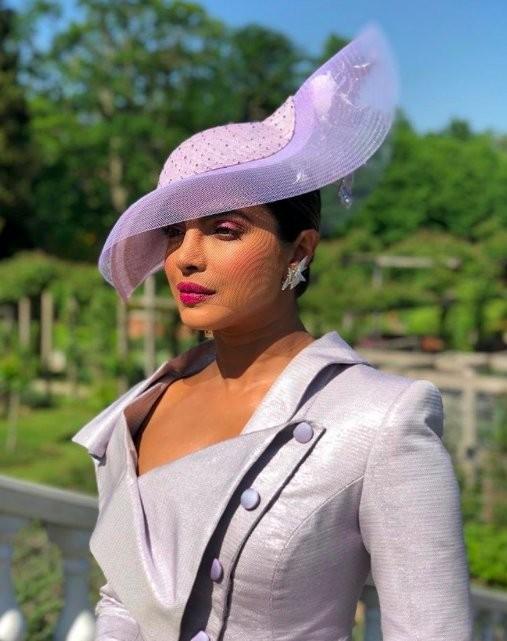 Priyanka Chopra,actress Priyanka Chopra,Meghan Markle and Prince Harry wedding,Meghan Markle wedding,Prince Harry wedding,Meghan Markle and Prince Harry marriage