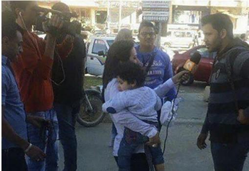Egypte reporter