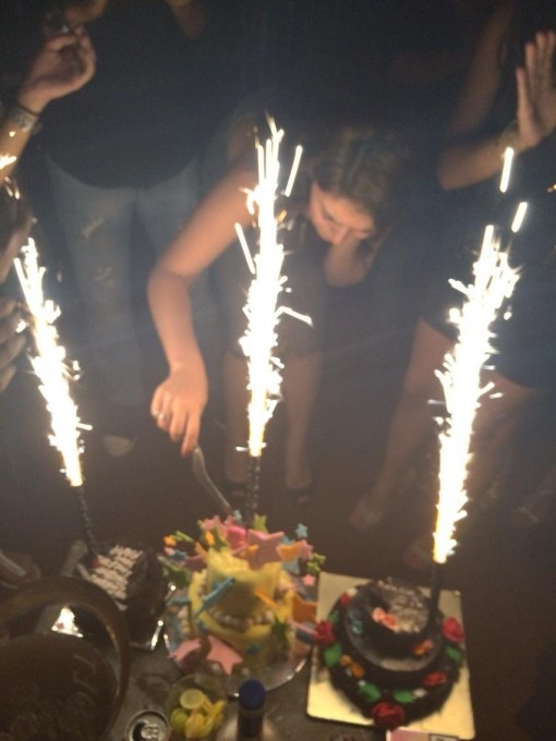 Hansika Motwani,Hansika Motwani celebrates 25th birthday,Hansika Motwani birthday,Hansika Motwani birthday bash,Hansika Motwani birthday celebrations,Hansika Motwani birthday celebrations pics,Hansika Motwani birthday celebrations images,Hansika Motwani b