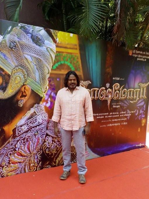 Kaashmora Audio launch,Kaashmora,Kaashmora Audio,Kaashmora music launch,Kaashmora music,Karthi,Sri Divya,Karthi at Kaashmora Audio launch,Sri Divya at Kaashmora Audio launch,Kaashmora Audio launch pics,Kaashmora Audio launch images,Kaashmora Audio launch