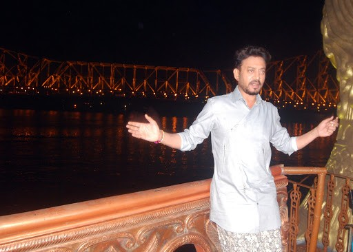 Irrfan Khan,actor Irrfan Khan,Irrfan Khan felt nostalgic,Irrfan Khan on river Hooghly,Qarib Qarib Singlle,Qarib Qarib Singlle actor,Qarib Qarib Singlle actor Irrfan Khan