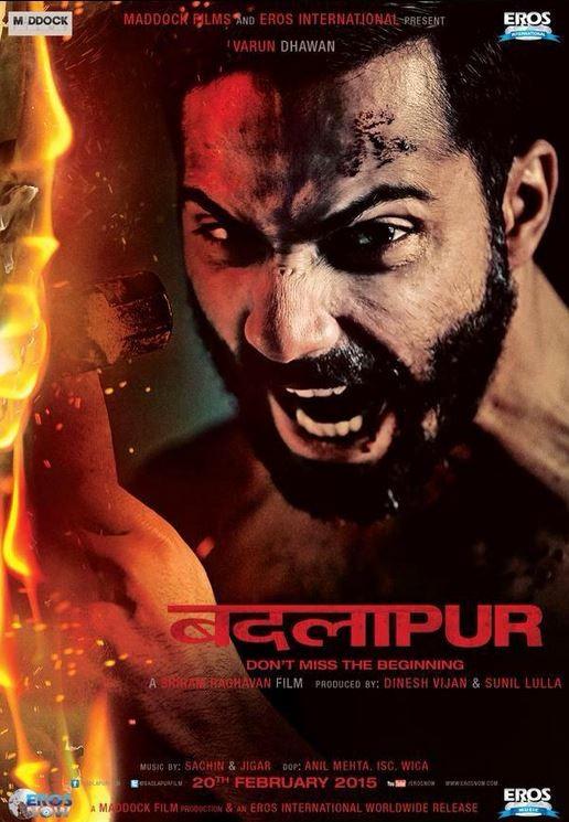Varun Dhawan in 'Badlapur'