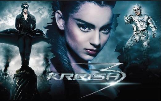 Krrish 3 (Facebook/Krrish 3 the film)