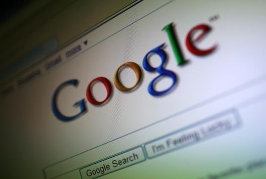 Google Logo reuters 2