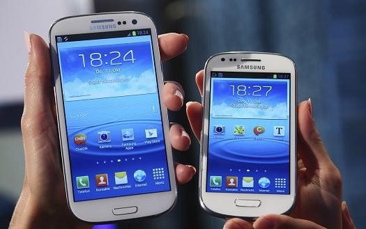 Samsung Galaxy S3 and mini 2