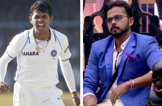 Sreesanth then and now