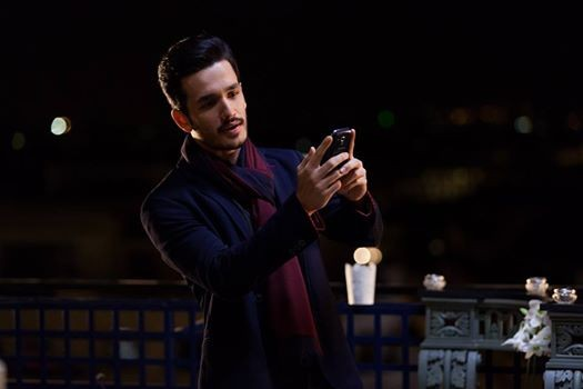 Akhil Akkineni's Debut Film: VV Vinayak Roped in As Director